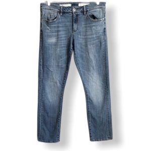 Pilcro and the Letterpress Slim Boyfriend Jeans